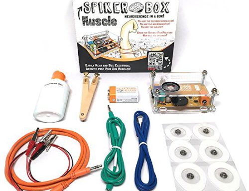 Backyard Brains – Muscle Spikerbox: Neuroscience In A Box
